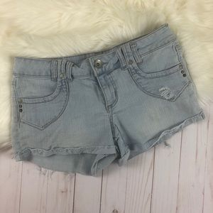 L.E.I Jean Shorts Juniors size 7